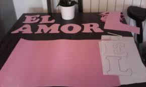 imagenes de carteles de amor para mi novia hechos a mano mi candy bar manualidades foro bodas net