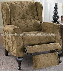 wingback recliner chair slipcovers 7445