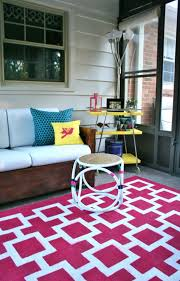 Painting An Outdoor Rug Painting An Indoor Outdoor Rug