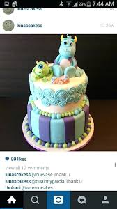 monsters inc baby shower cake monsters inc birthday cake pic ikea meme this is adorable food 3