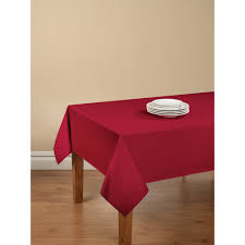 dining table cover clear table cloth dining room table cover polyester kitchen decor linen 52