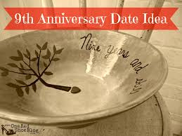 year wedding anniversary ideas wedding anniversary gifts year by year fresh 9th year wedding