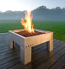 Modern Outdoor Gas Fireplace by Portable Gas Fire Pit Portable Gas Fire Pits Pinterest