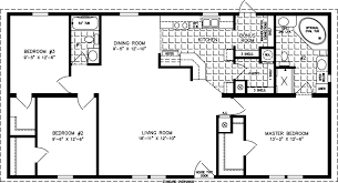 floorplans for homes the imperial imp 45211b manufactured home floor plan jacobsen