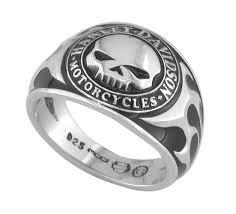 2 s ring 53 best men s h d rings images on harley davidson