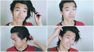 mens hair styles of 1975 4 hairstyles for medium long hair mens hairstyles youtube