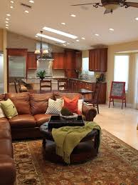 Best Family Room Leather Coach Images On Pinterest For The - Define family room