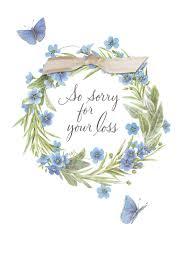 sympathy card marjolein bastin wreath with butterflies sympathy card greeting