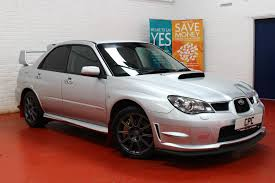2007 subaru wrx used 2007 subaru impreza sti wrx sti type uk for sale in greater