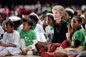 Nancy Reagan Signature Analysis Did Nancy Reagan U0027s War On Drugs Backfire Nbc News