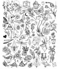 image result for tattoo flash ink it pinterest tattoo flash