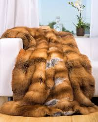 Faux Fur Blankets And Throws Real Fox Fur Blanket Fur Throw Bed Spread Fur Comforter