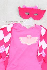 7 sew owlet costume disney u0027s pj