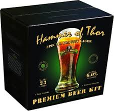 bulldog beer kit hammer of thor special gravity lager 23 76