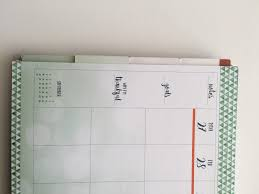 Houseplanner Review Of The Life Organized Weekly Planner By Paper House