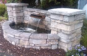 pond waterfalls kits backyard