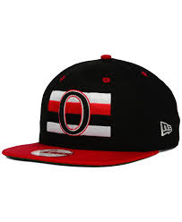 Chicago Flag Hats Lyst Ktz Ottawa Senators Vintage 2 Tone 9fifty Snapback Cap In