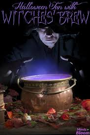 Halloween Poems About Witches Halloween Fun With Witches U0027 Brew Minds In Bloom