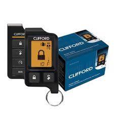 clifford alarm ebay