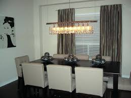 Rectangle Chandeliers Photos Hgtv In Rectangular Chandelier Dining Room Plans 6