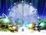 Wallpapers Backgrounds - 7art screensavers friends christmas clock happy (forum posts TID TPN screens friends christmas clock happy 7art screensavers india forums 1024x768)