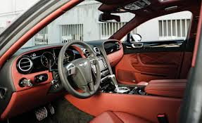 2006 bentley flying spur interior bentley continental flying spur speed price modifications