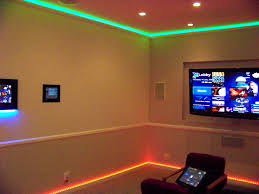 led lights decoration ideas home lighting astounding led light strip ideas fascinating led