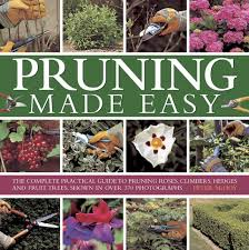 pruning made easy the complete practical guide to pruning roses