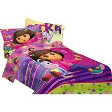 Dora Comforter Set Discontinued Nickelodeon Dora The Explorer