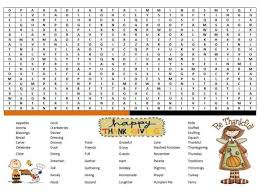 thanksgiving activities free printables living 4 you boutique