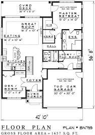 bungalow house plan bn795 nauta home designs home interiors