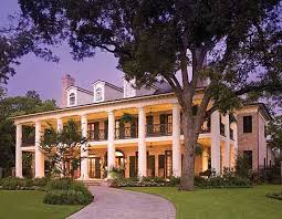plantation style home plan 42156db your own southern plantation home southern