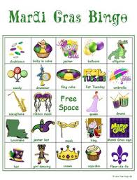 mardi gras bingo mardi gras bingo by teaching kids teachers pay teachers