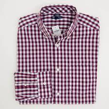checkered dress shirt oasis amor fashion
