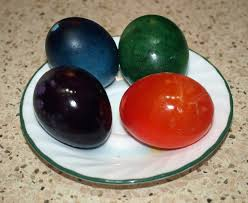 inside out easter eggs three blind wives