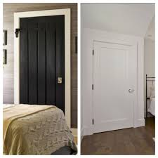Six Panel Oak Interior Doors Poll Black Interior Doors Yes Or No