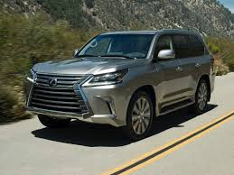 lexus 2017 new 2017 lexus lx 570 price photos reviews safety ratings