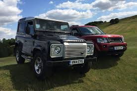 land rover defender 2019 the death of the old land rover