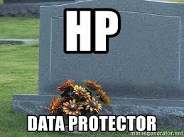 Tombstone Meme Generator - hp data protector rip tombstone meme generator