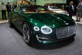 bentley green 2015 geneva motor show bentley exp 10 speed 6 concept