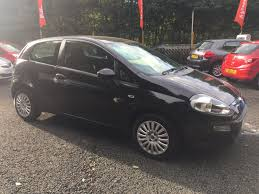 Used 2010 Fiat Punto Evo Active 3dr For Sale In Gwent Newport