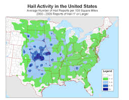 Wind Map United States by Reduce Hail Damage To Homes Ibhs