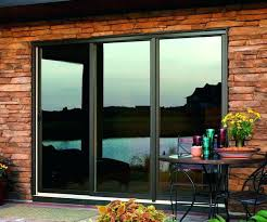 Patio French Doors With Blinds by 8 Patio Sliding Glass Doors U2013 Smashingplates Us