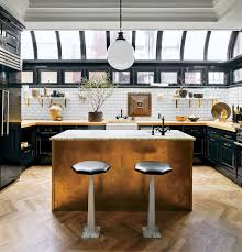 Kitchen Cabinet Interior Fittings These 20 Black Kitchens Make A Stylish Impact Photos