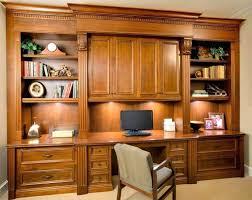 Built In Desk Ideas Semi Custom Home Office Cabinets Home Office Built In Cabinets