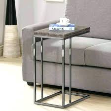 adjustable couch table tray amazing couch table tray or slide under sofa tray table medium size
