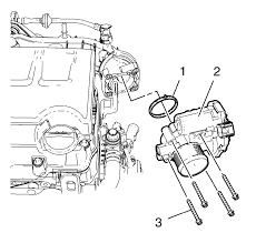 chevrolet sonic repair manual throttle body installation