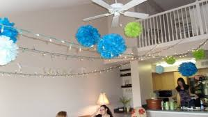 Blue Baby Shower Decorations Baby Shower Decorations And My Inspiration Design Fabulous
