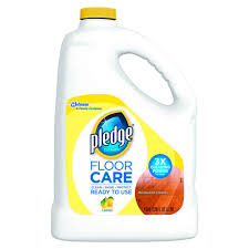 Floor Cleaning by Pledge 128 Oz Commercial Line Wood Floor Cleaner 4 Pack 70734
