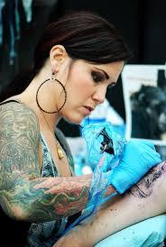 kim saigh gorilla photos for tattoo life magazin leslie ricken